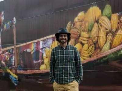 """世界上最大的壁画在哪 为复活节献上的""""全球最大壁画""""并刷新吉尼斯纪录"""