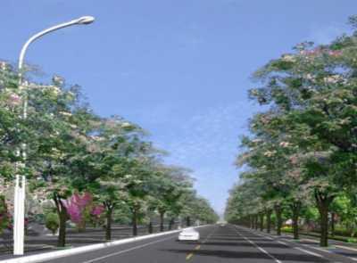 桂林芳香路在哪 桂林市芳香东路设计图