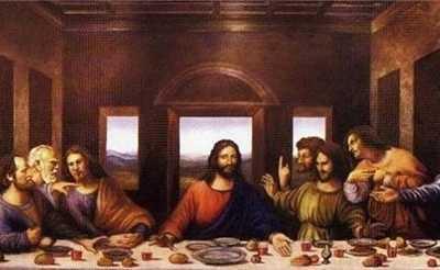 最后的晚餐简介 最后的晚餐哪个是犹大呢