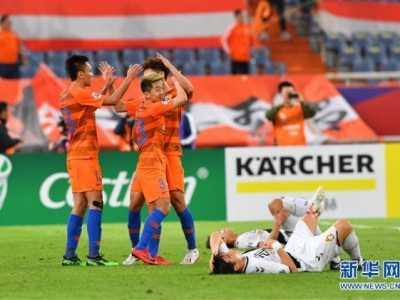 德州減河牡丹園地址 山東魯能勝韓國慶南FC