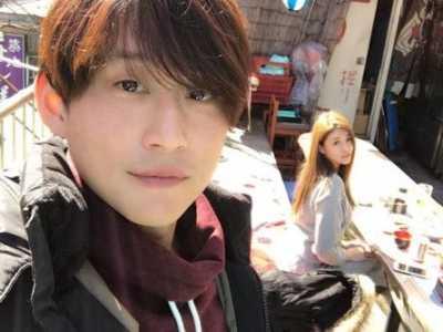 赖琳恩 陈乃荣喝醉了钻老婆怀里