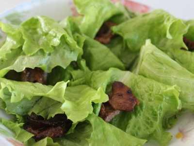 怎么在家做生菜包肉 怎么做生菜包肉沾醬
