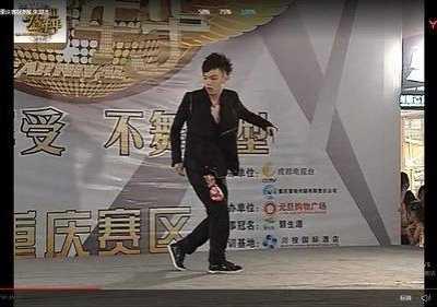 舞動嘉年華 偶像練習生朱星杰參加過多檔選秀節目