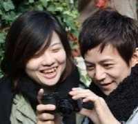 何炅个人资料 何炅老婆王菁个人资料和儿子照片