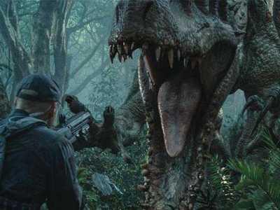 電影侏羅紀公園 不止是侏羅紀公園中才有恐龍