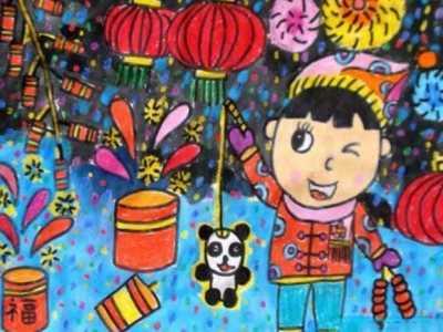 小學五年級圖畫 小學生五年級圖畫作品精選