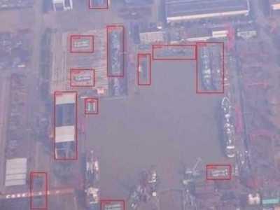 中国军事强大图片 网友一张照片曝出中国海军强大?#34121;?#21147;