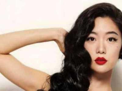 韩国女演员clara ?#27515;?#25289;拍广告现场照