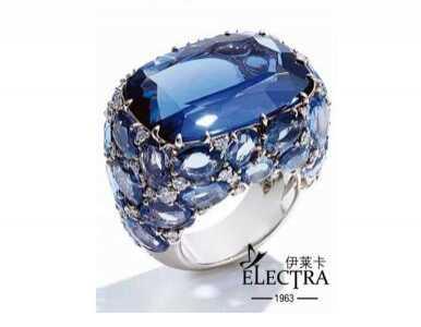 伊莱卡 开启珠宝设计灵感之门