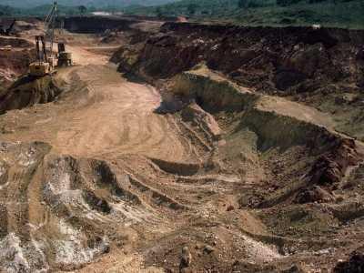 中国最好铝矿在那里 河南这座超大型铝土矿上榜