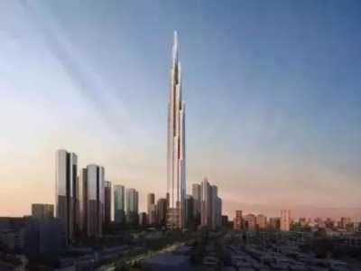 深圳建樓速度 深圳將建造世界最高樓