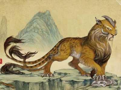 山海經異獸圖技能 山海經中的異獸真的存在嗎